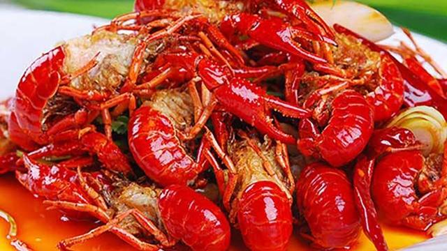 麻辣小龙虾,买5斤吃到爽