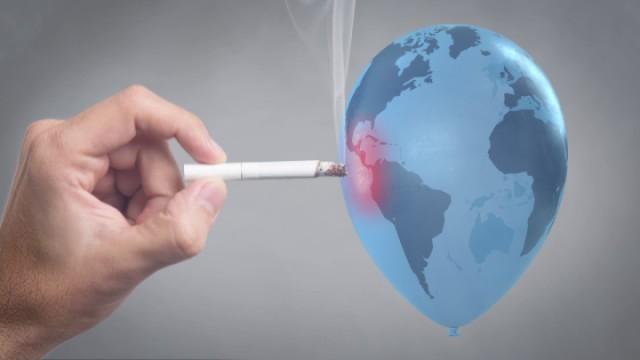 烟草——对发展的威胁