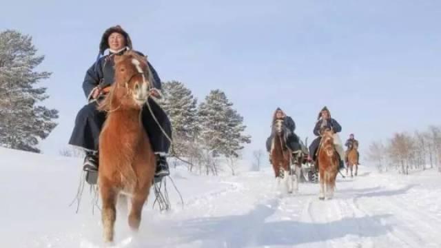 寻访中国最后的使鹿部落