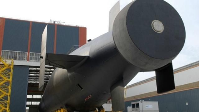 国宝级院士的核潜艇黑科技