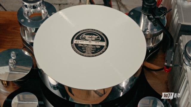 黑胶:听音乐的最舒服姿势