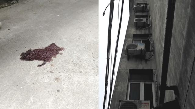 痛!母亲在家做饭,3岁男童爬窗坠3楼