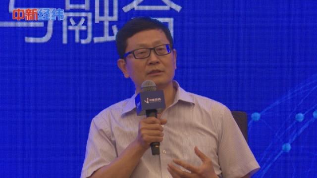 """王剑辉:""""新金融""""带来跳跃式发展"""
