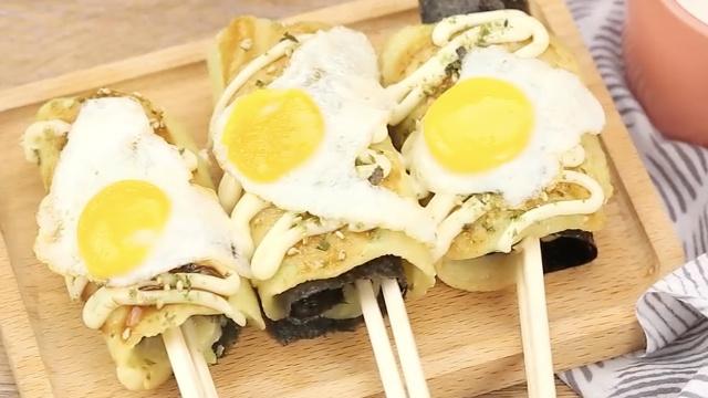 大阪烧筷子卷
