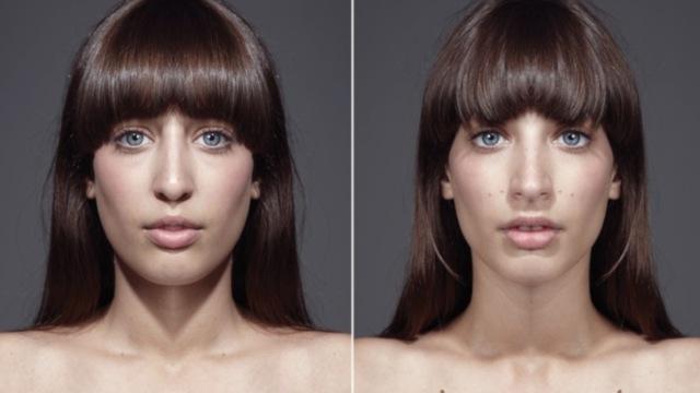 为何照片里的自己总比镜中的丑?