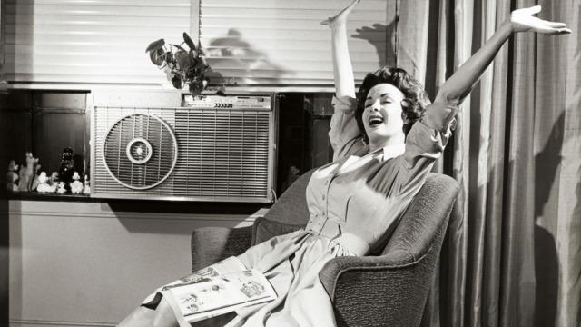 人类避暑史:空调为你服务纯属意外