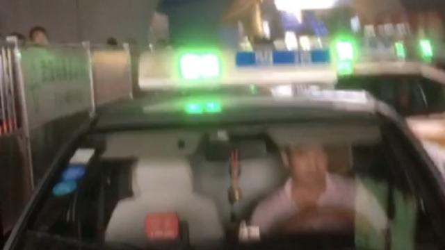 连续多车拒载,他怒骂出租车司机