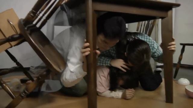 日本防灾短片:地震来时如何应对?