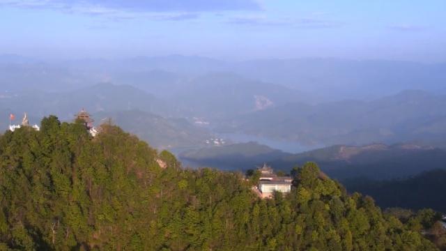 航拍中国之壮美贺州、绮丽贺州