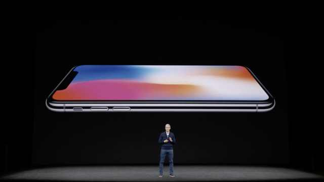 3分钟看完2017苹果秋季新品发布会