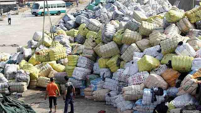 4000万吨洋垃圾!禁入后将流向哪里