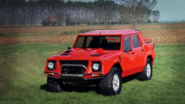 早在30年前,兰博基尼就推出过SUV