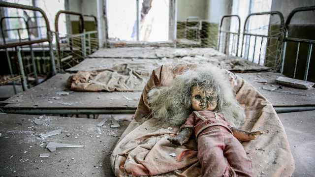 直播:重返切尔诺贝利,核事故多恐怖