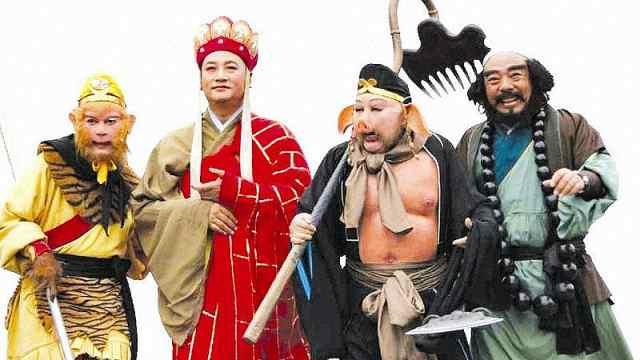 为什么西游记,有三个不同的唐僧?