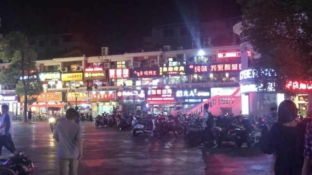 壮观!上海大学背后有个