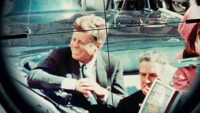 肯尼迪遇刺档案,曝光美国大量机密