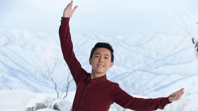 17岁华裔少年,竟横扫了美国花滑界