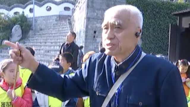 73岁银发导游,讲解烟台开埠史17年