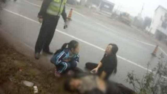 货车碾人后逃逸,民警凭2块碎片追凶