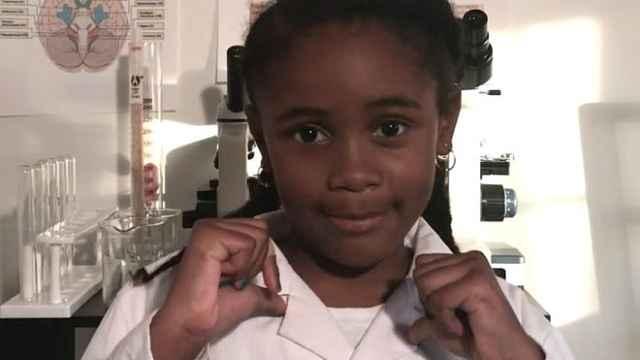 别人家的孩子:7岁研究神经科学