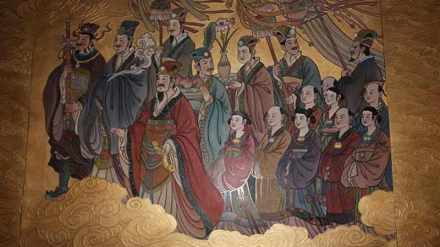 日本前首相说徐福就是曾经天皇