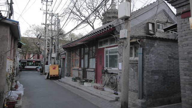 北京胡同之根:砖塔胡同