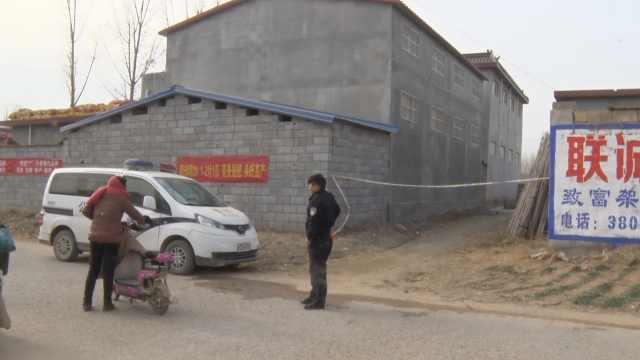 男子杀妻儿后上吊自杀,村民:没人性