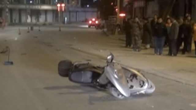 和女友吵架,小伙醉驾撞车肇事逃逸