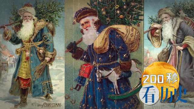 圣诞节征服世界,背后竟是这些推手
