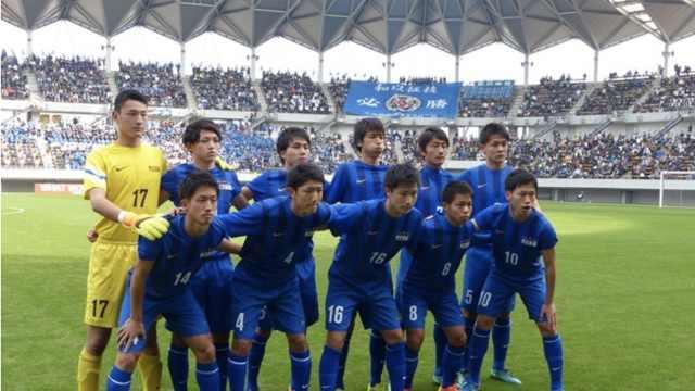 中国高中足球,和日本差距到底多大