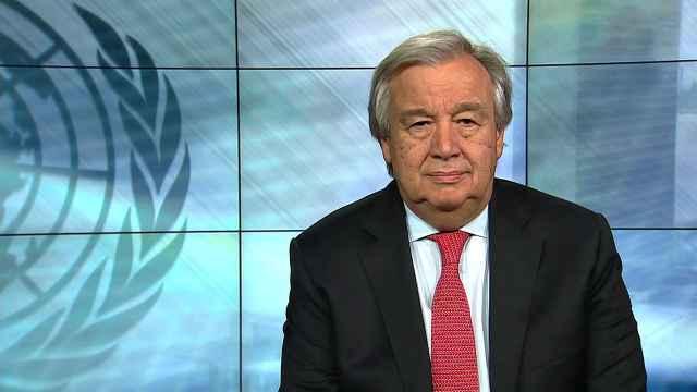 联合国秘书长:2018年全球红色警告