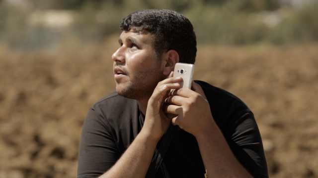 盲人难民教盲人,他还有个摄影梦
