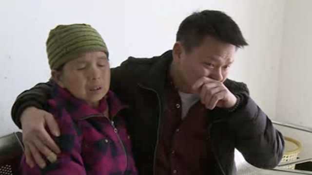 母子都在同一个城,却28年未能相见