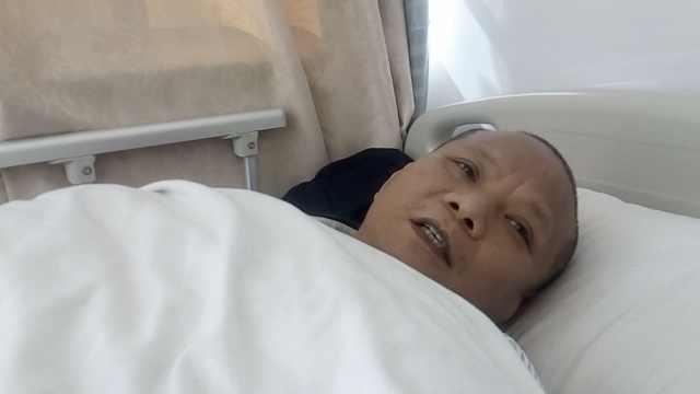重庆足浴大王患癌,欲网筹百万治病