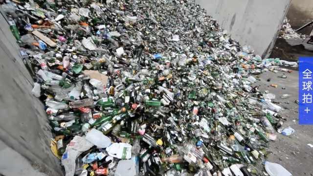 中国停止进口洋垃圾,英国爆发危机
