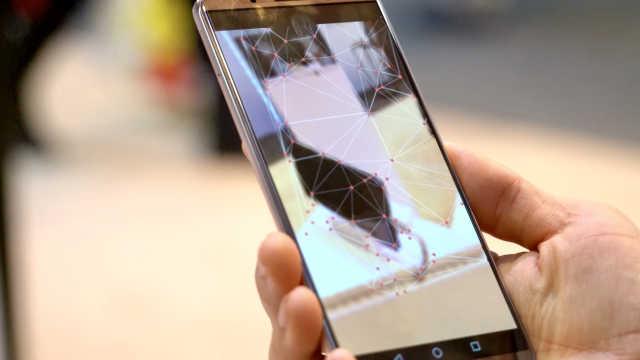CES现场丨华为手机照相功能逆天了