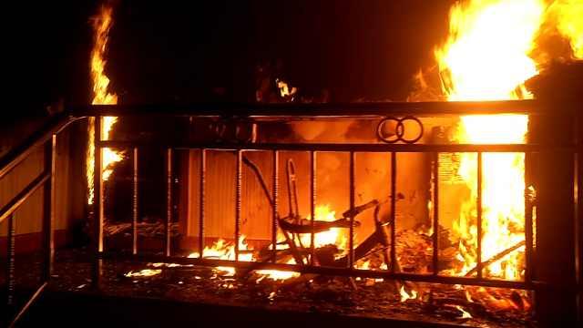 小心!别让取暖神器变成火灾
