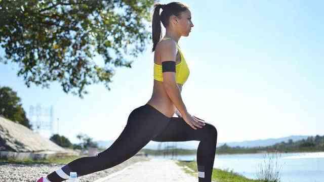 运动热身,这4个动作就够了!