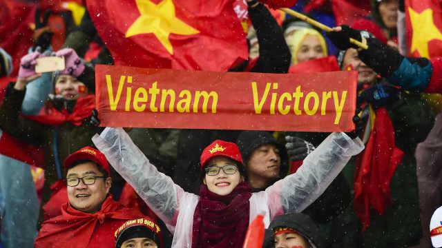 闪耀亚洲杯!揭秘越南足球如何崛起