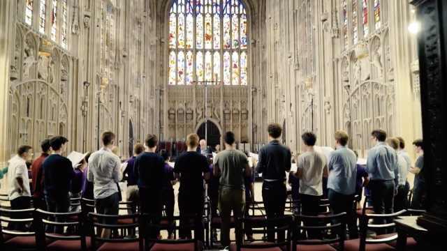 500年首次!剑桥大学中文歌贺新年