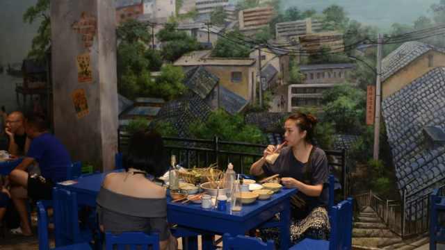 早安,重庆|这家店里有山城老记忆