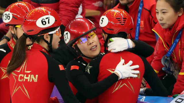 中国速滑冬奥被黑,全球网友都喊冤!