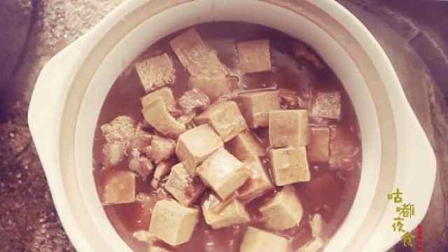 豆腐哥用这道,菜炖出浓浓年味