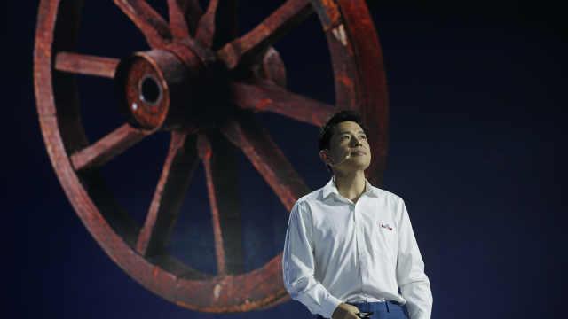 李彦宏:百度无人驾驶车今年能量产