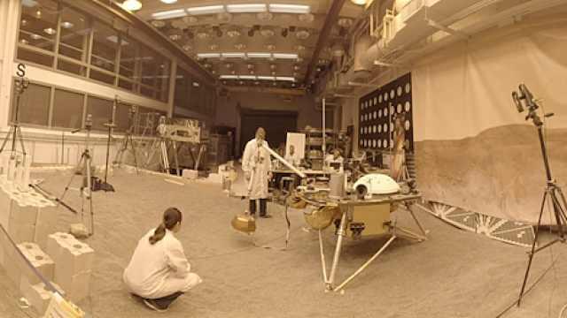 火星探测器带啥上火星?地震仪