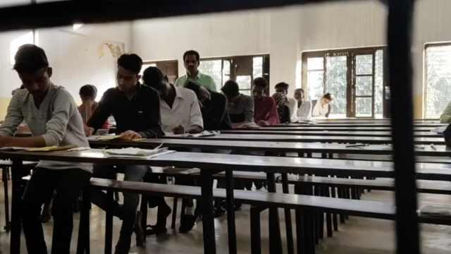 不能作弊,印度中高考百万考生弃考