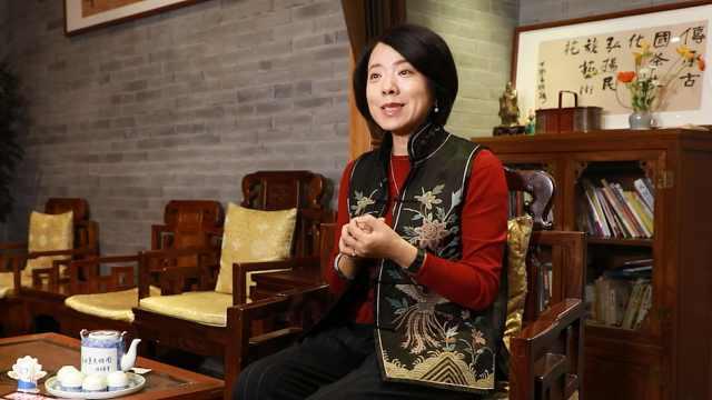 尹智君开腔|老舍茶馆的26年试验路