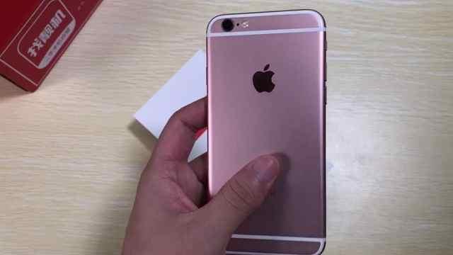 1699的二手iPhone6s开箱