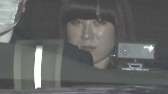 韩国女生在日弃婴后回国,近日被捕
