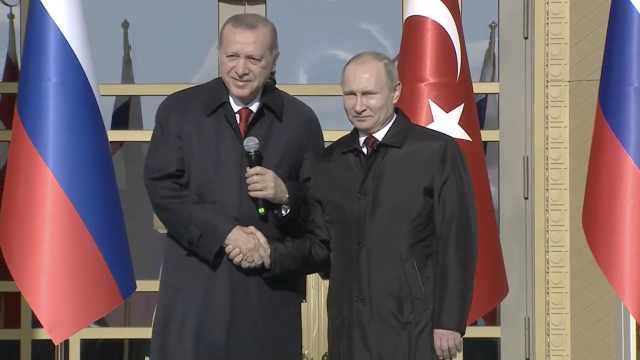 土耳其首座核電站動工:俄羅斯承建